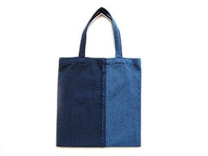 牧之原産織物/日本製 トートバッグ
