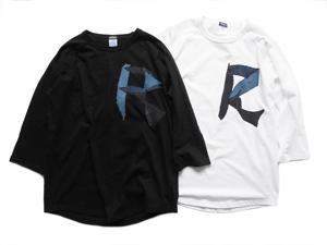 牧之原産織物/日本製 × Revolla 3/4 Sleeve Tee