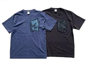 牧之原産織物/日本製 × Revolla T-shirt